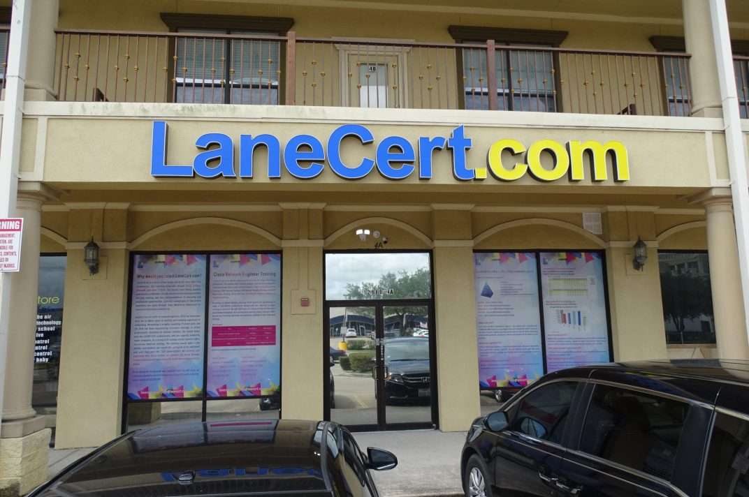 The Lanecert.Inc in Houston
